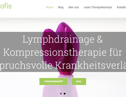 Start der Lymphpraxis Anfang Mai 2016