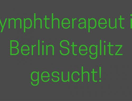 Lymphtherapeuten (m/w) gesucht!